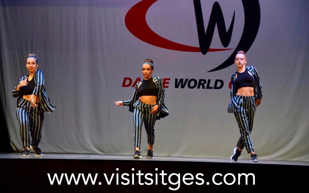 Les ballarines de Hip Hop del Prado trionfen al Dance World Cup 18