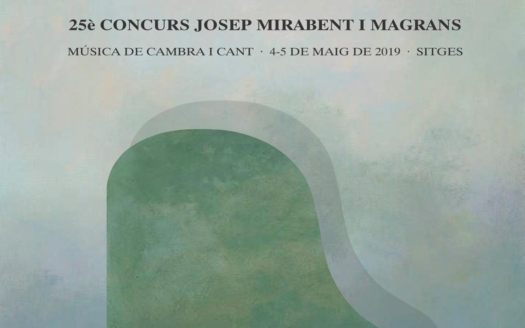 25è CONCURS MIRABENT MAGRANS
