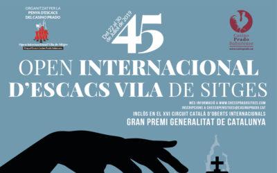 45 OPEN INT. D'ESCACS VILA DE SITGES